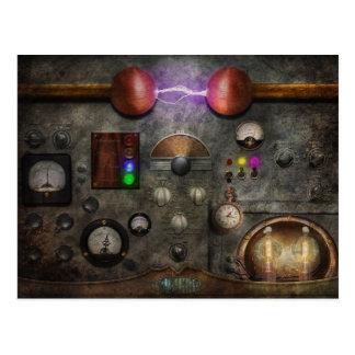 Steampunk - The Modulator Postcard