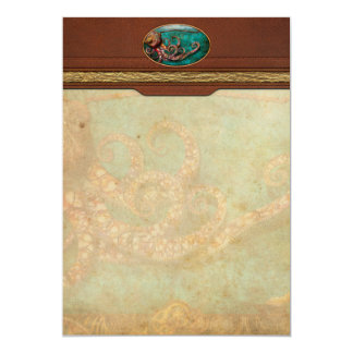 Steampunk - The tale of the Kraken Custom Announcements