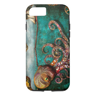 Steampunk - The tale of the Kraken iPhone 7 Case