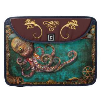 Steampunk - The tale of the Kraken Sleeve For MacBook Pro