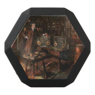 Steampunk - The time traveler 1920 Black Bluetooth Speaker