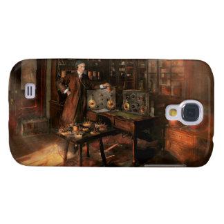 Steampunk - The time traveler 1920 Samsung S4 Case