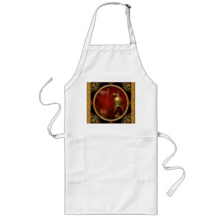 Steampunk - The Torch Long Apron