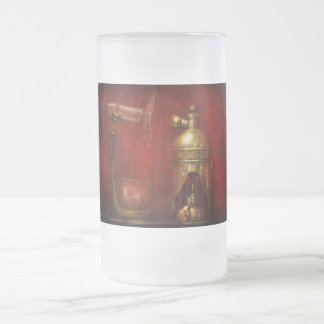 Steampunk - The Torch 16 Oz Frosted Glass Beer Mug