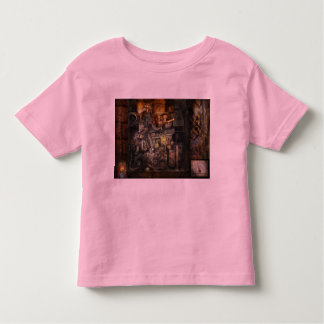 Steampunk - The Turret Computer Toddler T-shirt