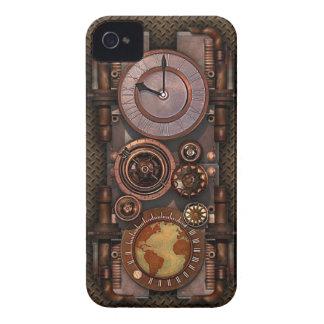 Steampunk timepiece v2 iPhone 4 case