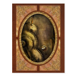 Steampunk - Toothy Post Cards