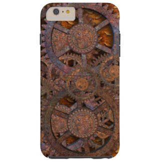 Steampunk Tough iPhone 6 Plus Case