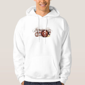 Steampunk Tractor Destiny Gifts Hoodie