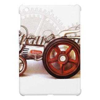 Steampunk Tractor Destiny Gifts iPad Mini Case