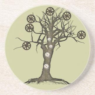 steampunk tree coaster