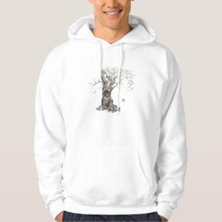 Steampunk Tree Hoodie