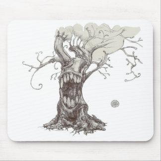 Steampunk Tree Mousepad