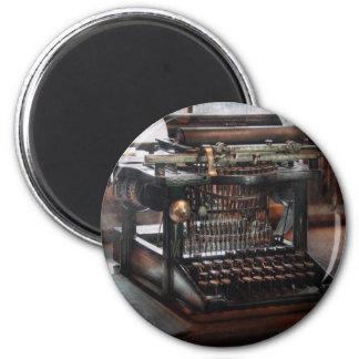 Steampunk - Typewriter - A really old typewriter Fridge Magnets