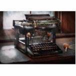 Steampunk - Typewriter - A really old typewriter Photo Cutouts
