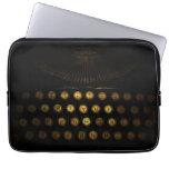 Steampunk Typewriter Macbook Sleeve Laptop Sleeve