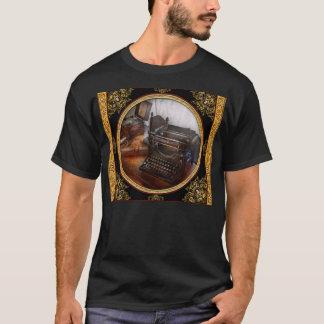 Steampunk - Typewriter - The secret messenger T-Shirt
