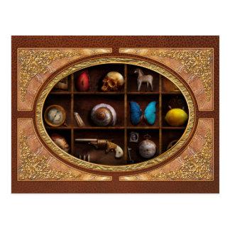 Steampunk - una caja de curiosidades postales