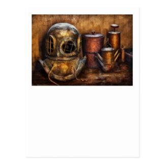Steampunk - una colección de mis viajes postales