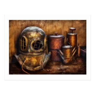 Steampunk - una colección de mis viajes tarjetas postales