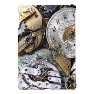 steampunk Victorian Chronometer Pocket Watch ipad iPad Mini Cover