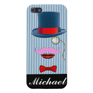 steampunk victorian funny iphone 5 cover case man