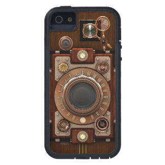 Steampunk Vintage Camera iPhone SE/5/5s Case