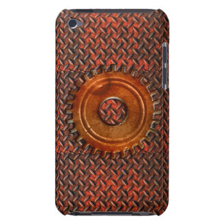 Steampunk Vintage & Historic Theme iPod Touch Case