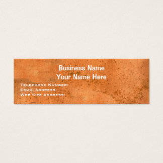Steampunk Vintage & Historic Theme Mini Business Card