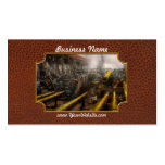 STEAMPUNK - War - We are ready Business Card