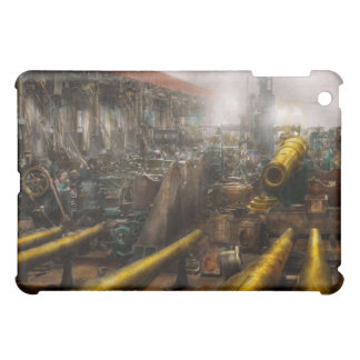 STEAMPUNK - War - We are ready Case For The iPad Mini