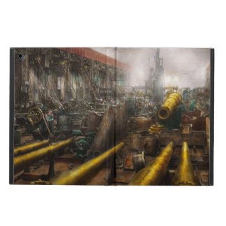 STEAMPUNK - War - We are ready Powis iPad Air 2 Case