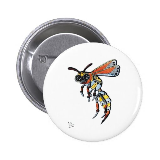 Steampunk Wasp.jpg Buttons