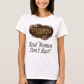 Steampunk Women's Shirt