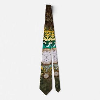 Steampunk, wonderful heart neck tie