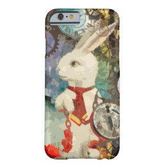 Steampunk Wonderland White Rabbit iPhone 6 Case