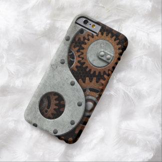 Steampunk Yin Yang Funda Para iPhone 6 Barely There