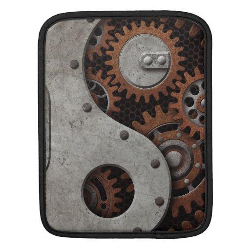 Steampunk Yin Yang Fundas Para iPads