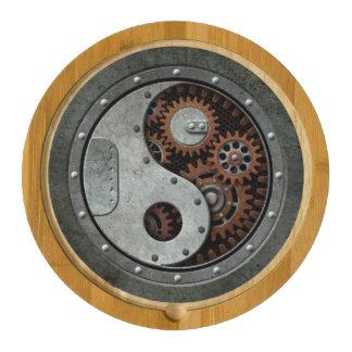 Steampunk Yin Yang