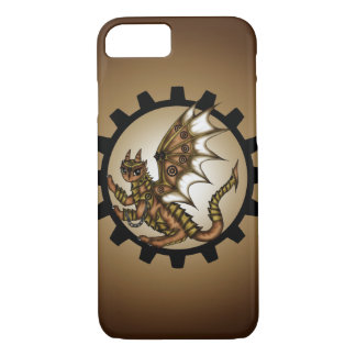 Steampunkdragon iPhone 8/7 Case