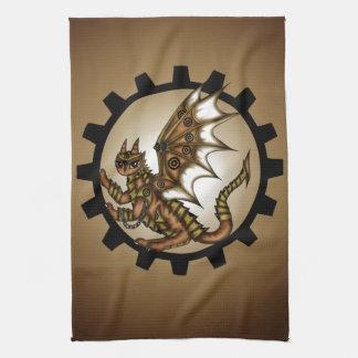 Steampunkdragon Towels