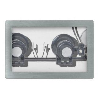 SteampunkGlassesGears031415 Belt Buckle
