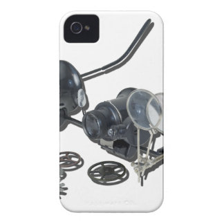 SteamPunkGlassesSideGears031415 Case-Mate iPhone 4 Cases