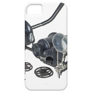 SteamPunkGlassesSideGears031415 iPhone SE/5/5s Case