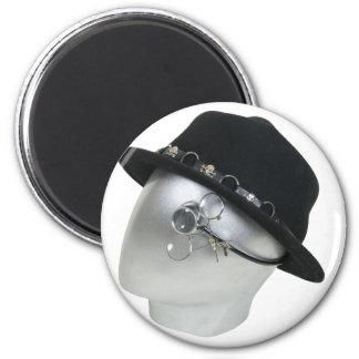 SteampunkLenses072209 2 Inch Round Magnet