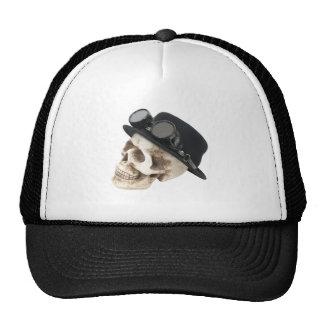 SteamPunkSkull073109 Trucker Hat