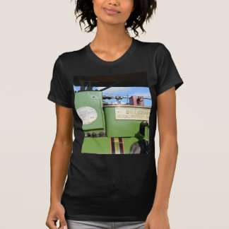 Steamroller del vintage camiseta