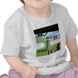 Steamroller del vintage camisetas