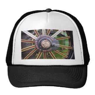 Steamroller Wheel Trucker Hat