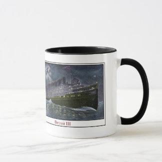 Steamship Detroit III Mug
